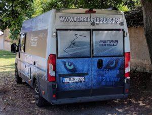 Fenrir on tour